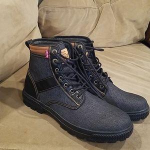 Levi mens boots